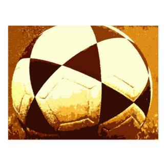 Soccer Ball - Football Ball Postcard