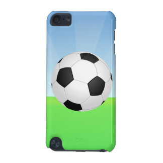 Soccer Ball Sunny Day iPod Touch (5th Generation) Covers