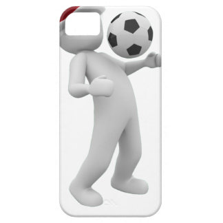 soccer christmas iPhone 5 cases