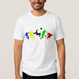 Soccer players   football sports fan shirts