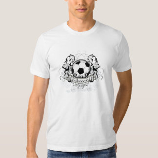 Soccer Tribal T-shirts