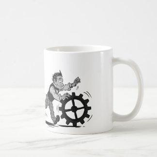 Software and Hardware Basic White Mug