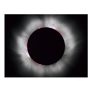 Solar Eclipse, 1999 Postcard