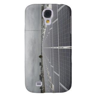 Solar Panel Field Galaxy S4 Case