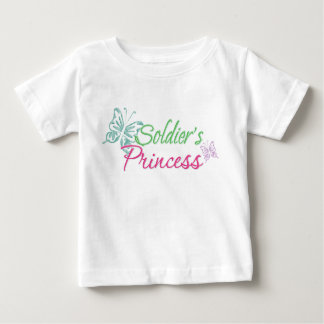 Soldier's Princess T-shirts