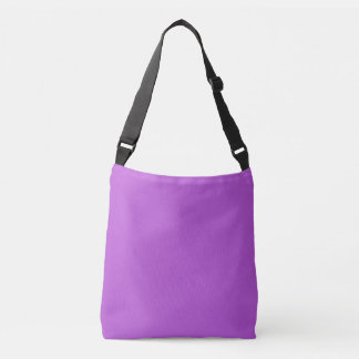 Solid Orchid Tote Bag