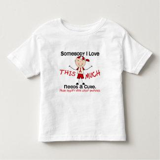 Somebody I Love - Blood Cancer (Boy) T-shirts