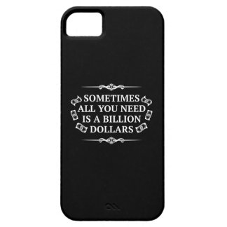 Sometimes All You Need Is A Billion Dollars Case For The iPhone 5