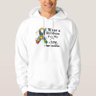 Son - Autism Ribbon Pullover