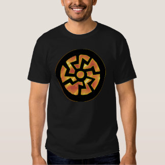 Sonnenrad (sun wheel) 2 tee shirt