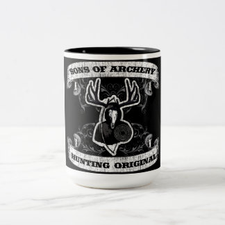 Sons Of Archery - Hunting Original Coffee Mug