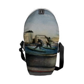 Source of the surfers (To Corunna) Courier Bags