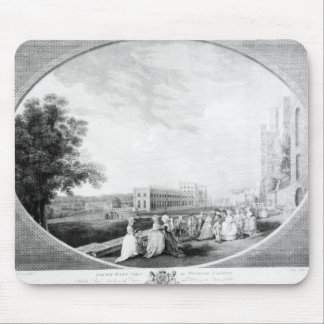South East view of Windsor Castle Mouse Pad