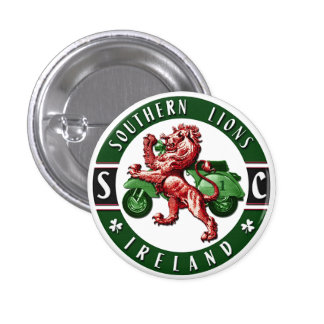 Southern Lions Scooter Club 3 Cm Round Badge