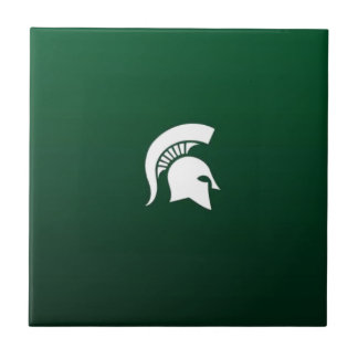 Southside Spartans Small Square Tile