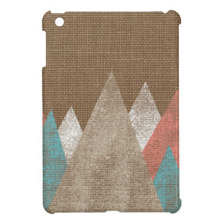 Southwestern Tribal Linen & Geometrics #1 iPad Mini Cover