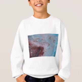 Space Monkey Head Nebula NGC1274 Astronomy Tee Shirt