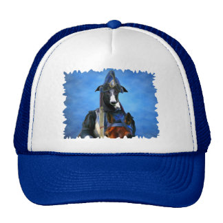 Spanish Greyhound Hat Nobility Dogs Gift