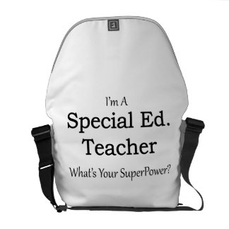Special Ed. Teacher Courier Bags