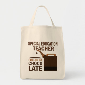 Special Education Teacher (Funny) Gift Grocery Tote Bag
