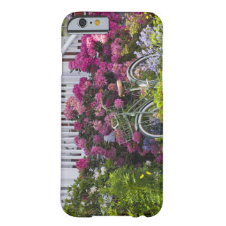Spectacular spring bloom, whimsical antique barely there iPhone 6 case