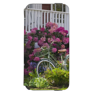 Spectacular spring bloom, whimsical antique incipio watson™ iPhone 6 wallet case