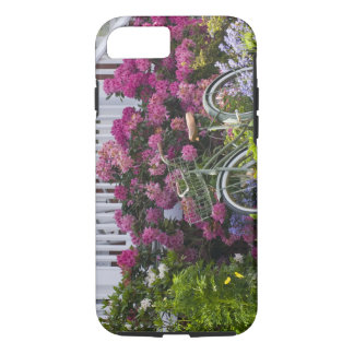 Spectacular spring bloom, whimsical antique iPhone 7 case