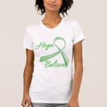 Spinal Cord Injury - Hope Believe Tshirts