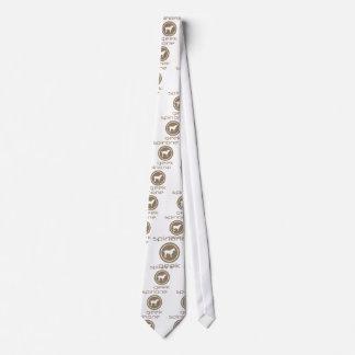 Spinone Italiano Tie