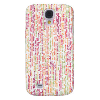 Sports Background Galaxy S4 Case