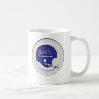Sports Design Blog Drink Lid Mug