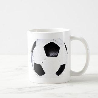 Sports Football Circle Youth Energy Inspiration Ma Basic White Mug