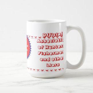 Sportsman Liars Club Mug