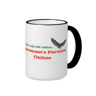 Sportsman's Paradise Online Eagle Mug