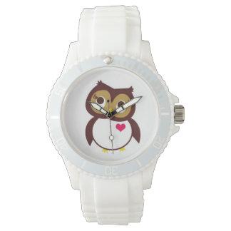 Sporty Owl Watch