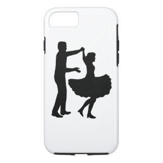 Square dancing iPhone 7 case