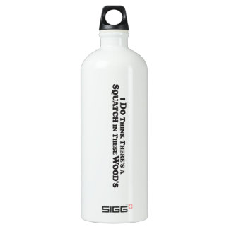 Squatch in these Woods - Mult SIGG Traveller 1.0L Water Bottle