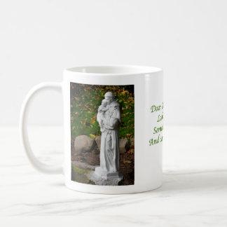 St. Anthony Basic White Mug