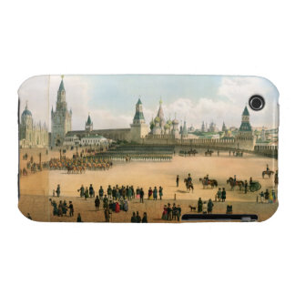 St. Basil's Cathedral seen from the Kremlin, from Case-Mate iPhone 3 Case