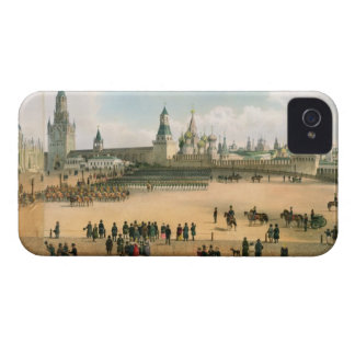 St. Basil's Cathedral seen from the Kremlin, from Case-Mate iPhone 4 Cases