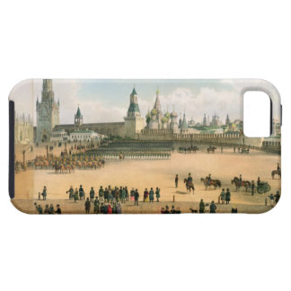 St. Basil's Cathedral seen from the Kremlin, from iPhone 5 Cases
