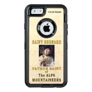St. BERNARD  (Patron Saint of Mountaineers) OtterBox iPhone 6/6s Case