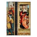 St. Elizabeth of Hungary Greeting Card