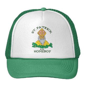 St. Patrick Is My Homeboy Cap