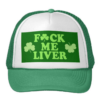 St Patrick's Day Alcohol Drinking Cap