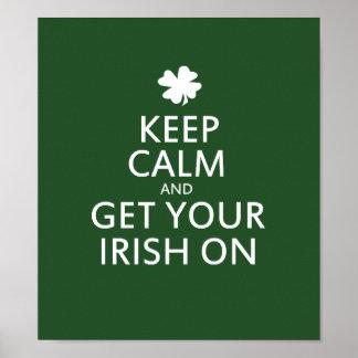 St Patricks day Parody Poster