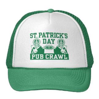 St. Patrick's Day Pub Crawl Cap