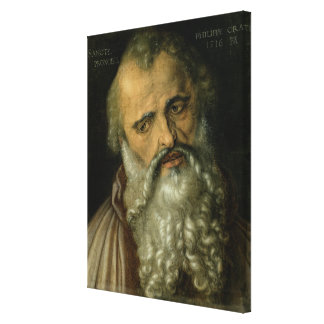 St. Philip the Apostle, 1516 (oil on canvas) Stretched Canvas Print