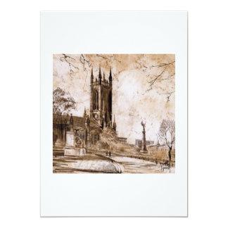 St Thomas Church, Newcastle Invitation