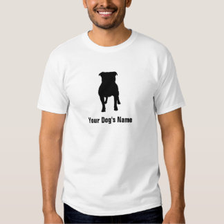 Staffordshire Bull Terrier スタッフォードシャー・ブル・テリア Shirt